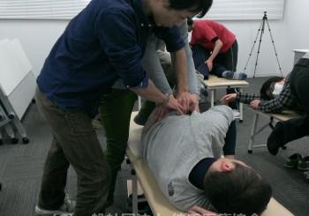 腰方形筋への介入~股関節外側や腰仙部の疼痛の原因となる腰方形筋への評価と介入|QP会員クローズドセミナー|2015/02/14