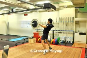 身体機能の最適化と強化~世代を超えたウエイトリフティングの可能性~photo(c)Crossfit Yoyogi