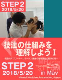 技法の仕組みを理解しよう1|徒手医学入門シリーズSTEP2//徒手医療協会